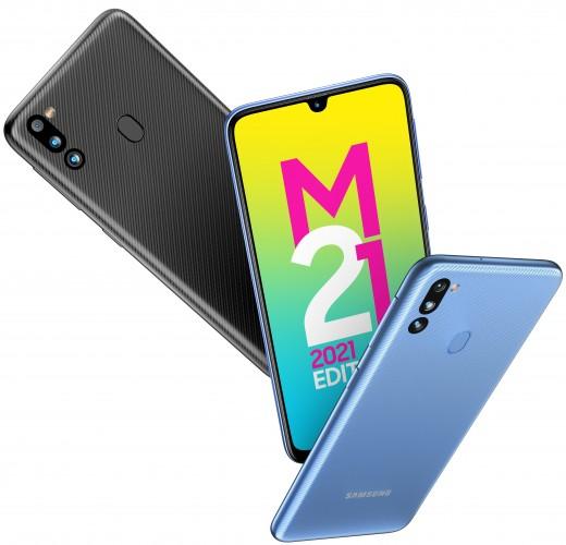 Galaxy M21 2021 top 2