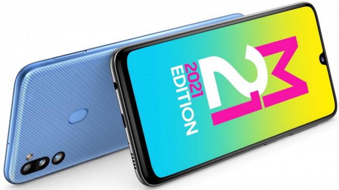 Galaxy M21 2021 top dettagli ufficiali
