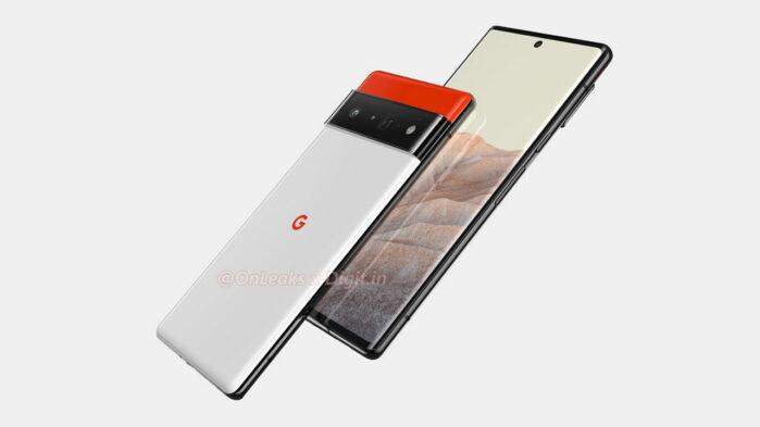 Google Pixel 6 rumors