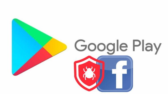 Google Play Store applicazioni malware dati Facebook