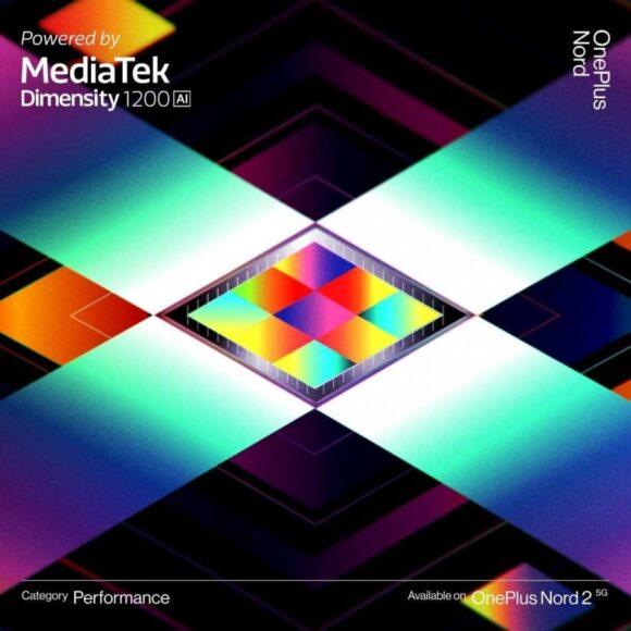 Mediatek Dimensity 1200 OnePlus Nord 2