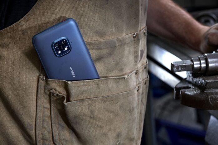 Nokia XR20 rugged