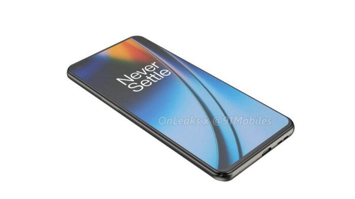 OnePlus Nord 2 design rumors