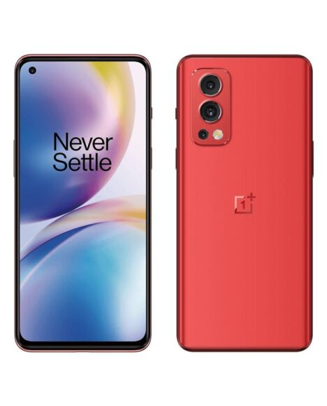 OnePlus Nord 2 rosso