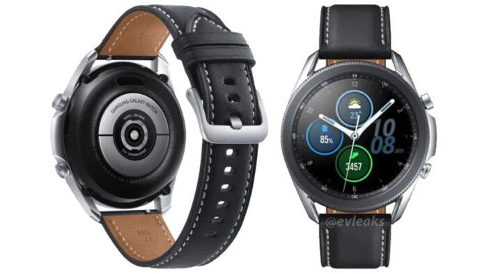 Samsung Galaxy Watch 3 aggiornamento firmware luglio 2021