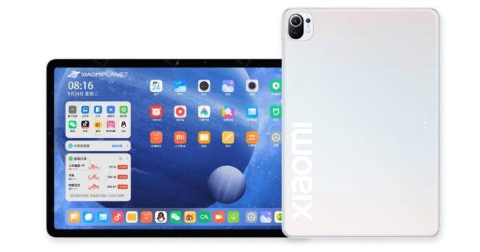Xiaomi MI Pad 5 certificazione FCC rumors dettagli