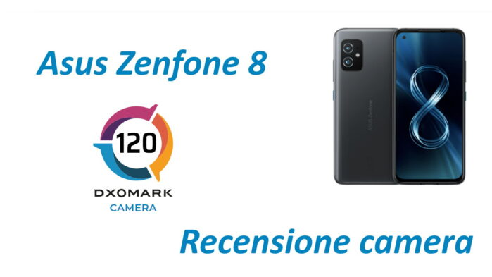 Asus Zenfone 8 recensione DxOMark