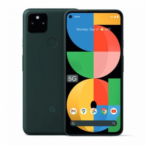 Google Pixel 5A 5G design