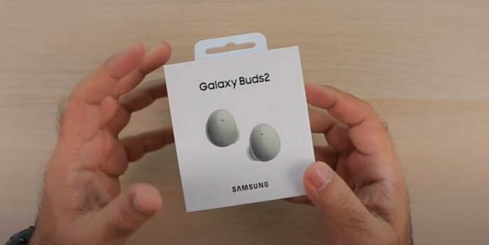 Samsung Galaxy Buds 2 in anteprima unboxing video