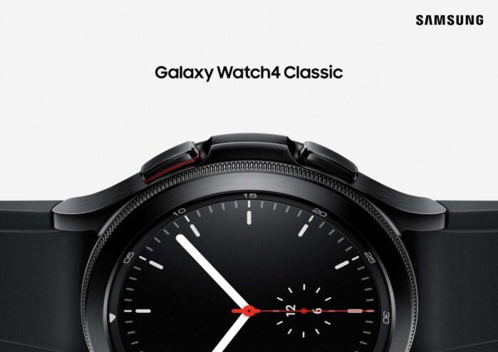 Samsung Galaxy Watch 4 classic design
