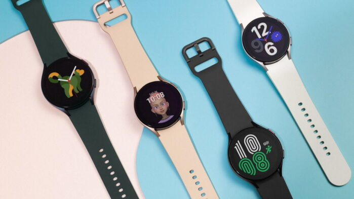 Samsung Galaxy Watch 4 funzione Walkie Talkie
