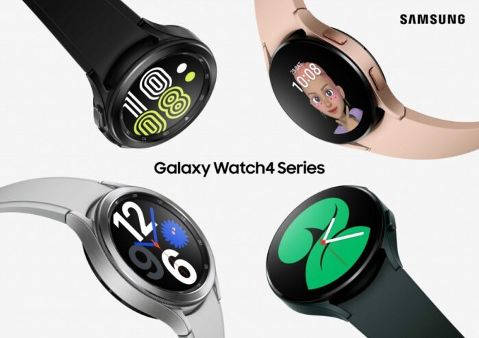 Samsung Galaxy Watch ufficiale