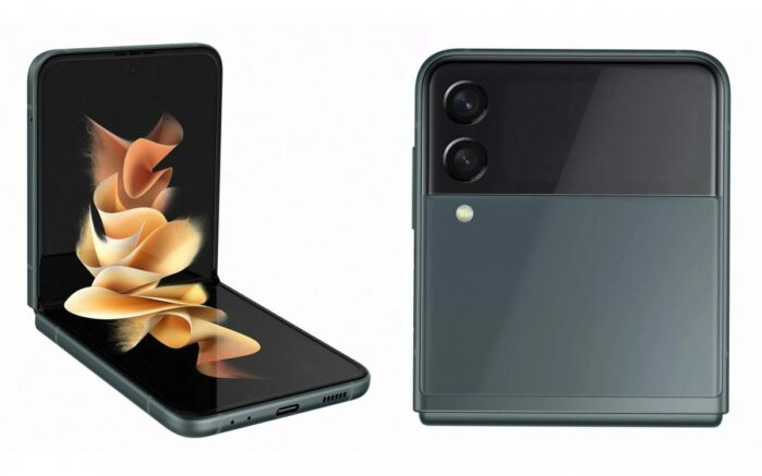 Samsung Galaxy Z Flip 3 e Galaxy Z Fold 3