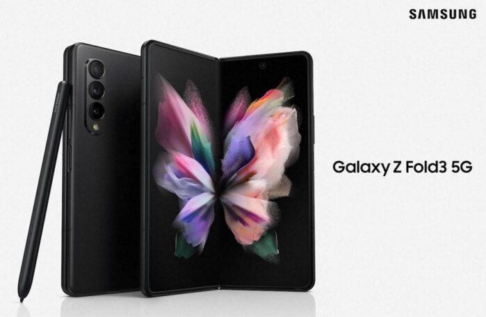Samsung Galaxy Z Fold 3 5G Teardown