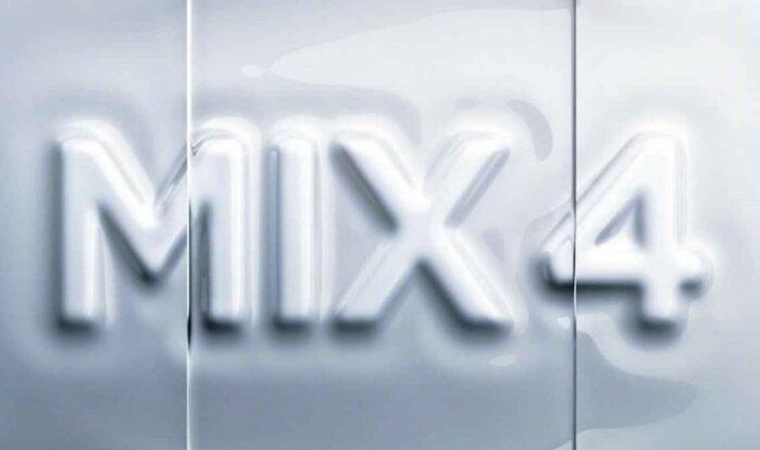 Xiaomi Mi Mix 4 annuncio ufficiale