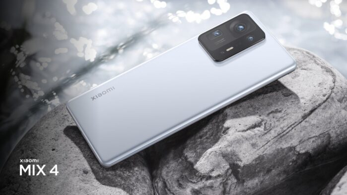 Xiaomi Mi Mix 4 design 3