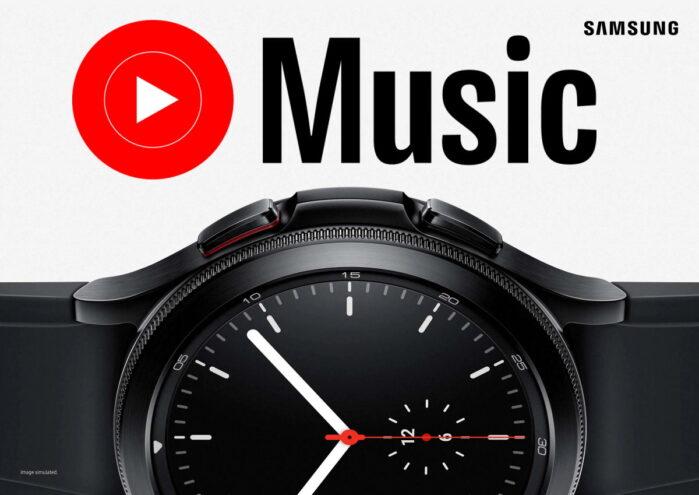 Youtube Music Galaxy Watch 4