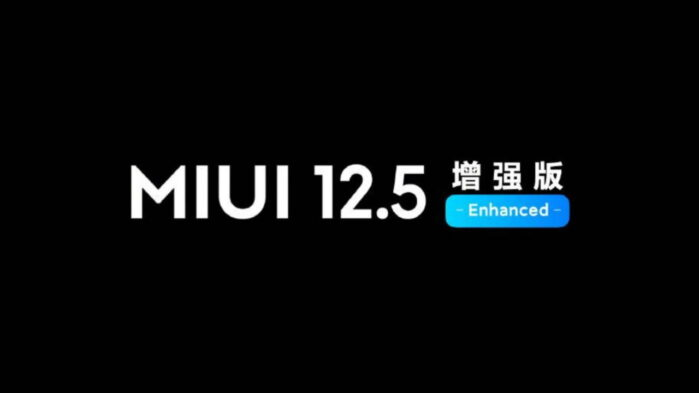 miui 12.5 enhanced edition logo
