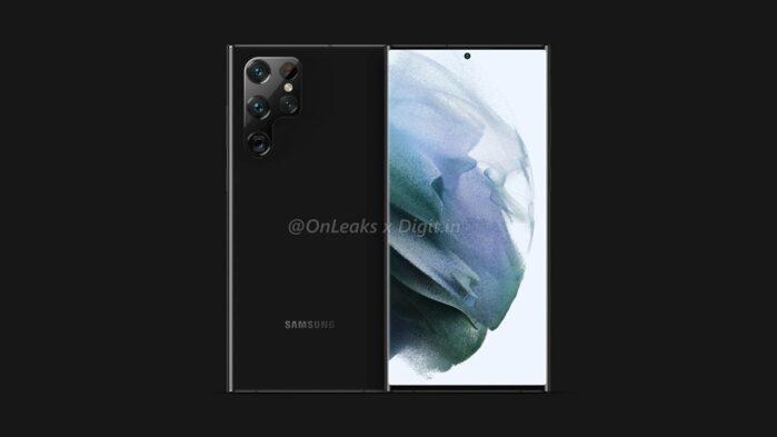 Galaxy S22 Ultra con S pen
