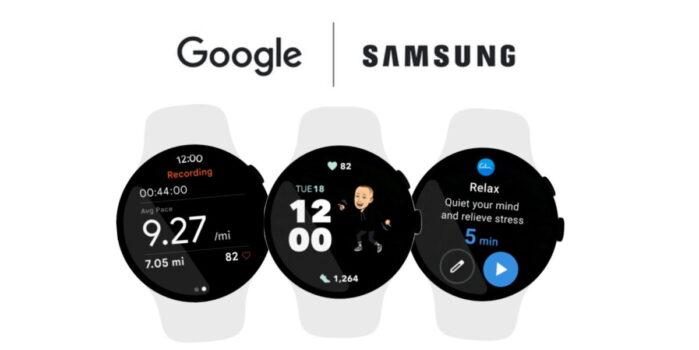 Google Messaggi Samsung Galaxy Watch 4