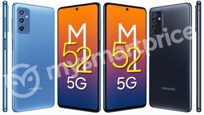 Samsung Galaxy M52 5G rumors