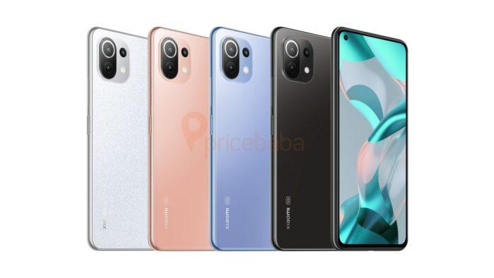 Xiaomi 11 lite 5g ne data ufficiale di lancio
