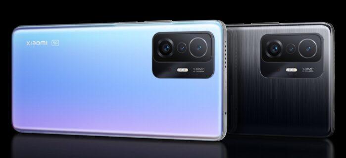 Xiaomi 11T e 11T Pro design posteriore