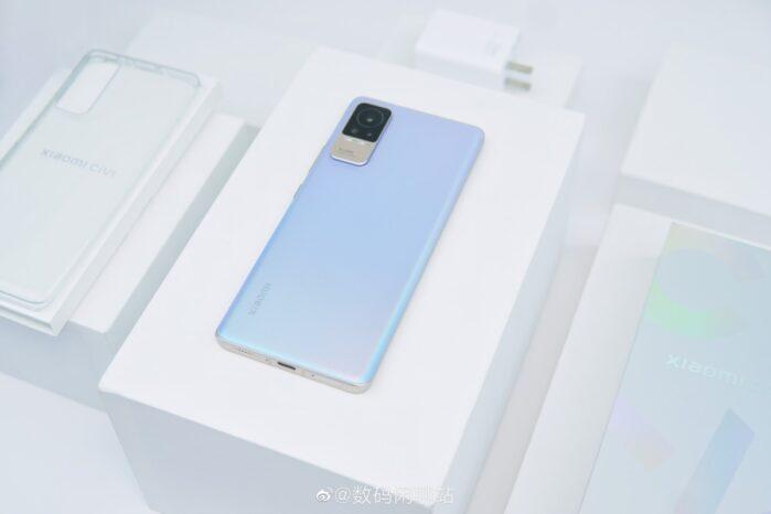 Xiaomi Civi design 2