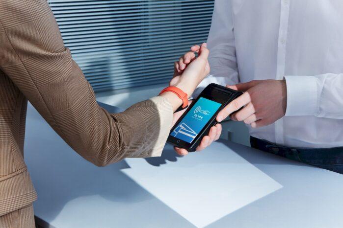 Xiaomi MI Smart Band 6 NFC pagamenti 1