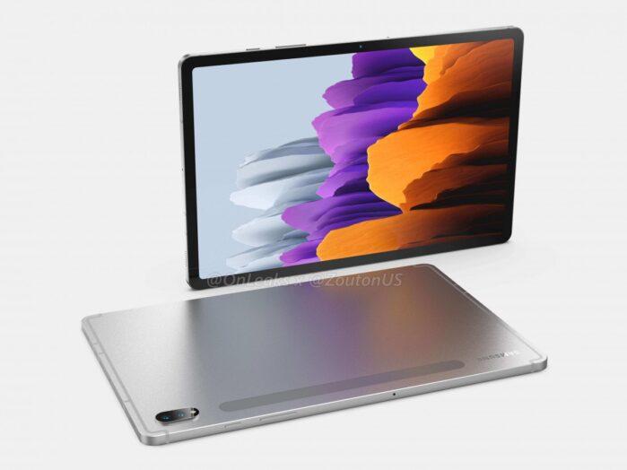 Galaxy Tab S8 Design 4