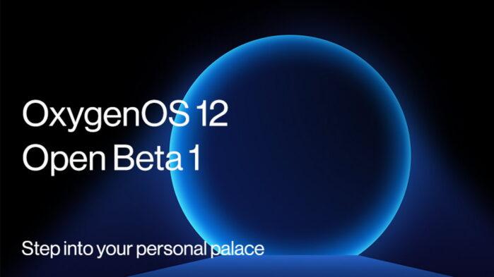 OnePlus 9 e 9 pro OxygenOS 12 beta Android 12