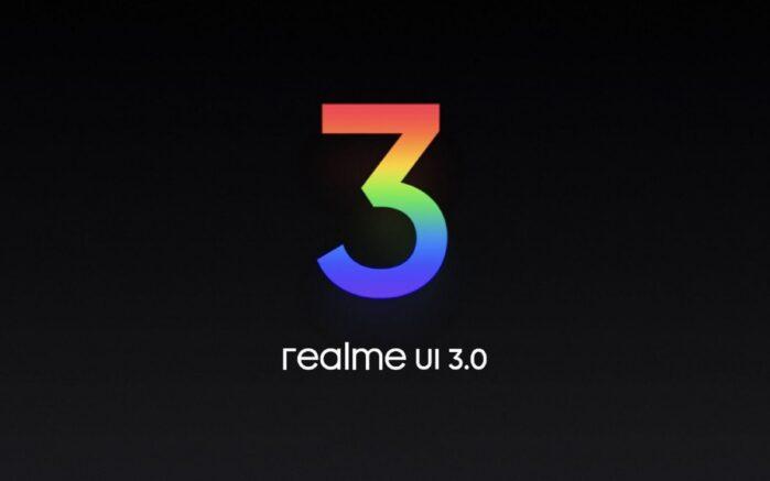 Realme 3.0 aggiornamento Android 12