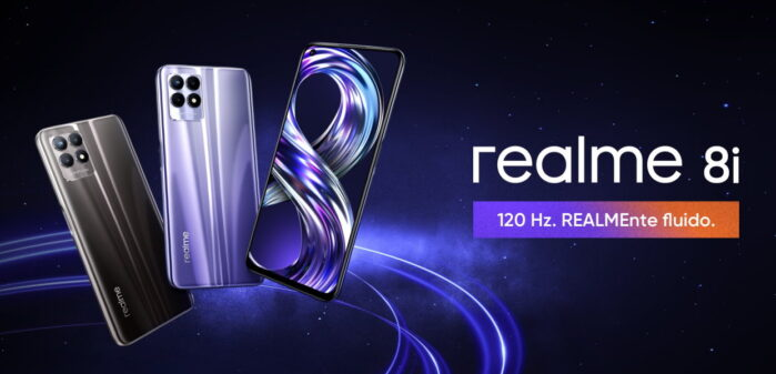 Realme 8i ufficiale prezzo e caratteristiche