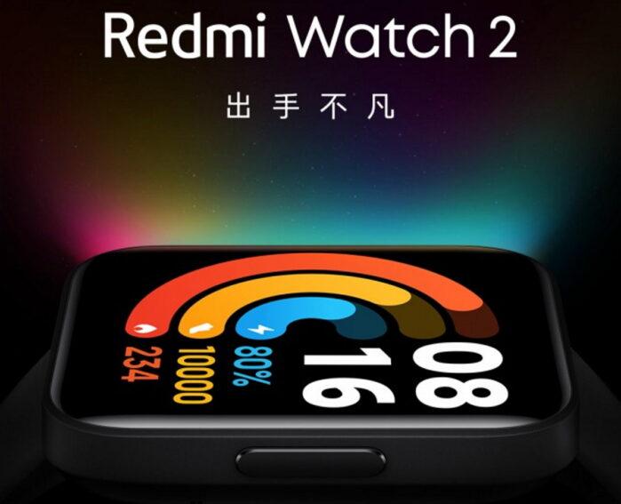 Redmi Watch 2 in arrivo 28 ottobre 2021