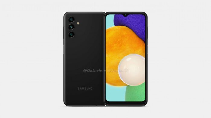 Samsung Galaxy A13 5G design 1